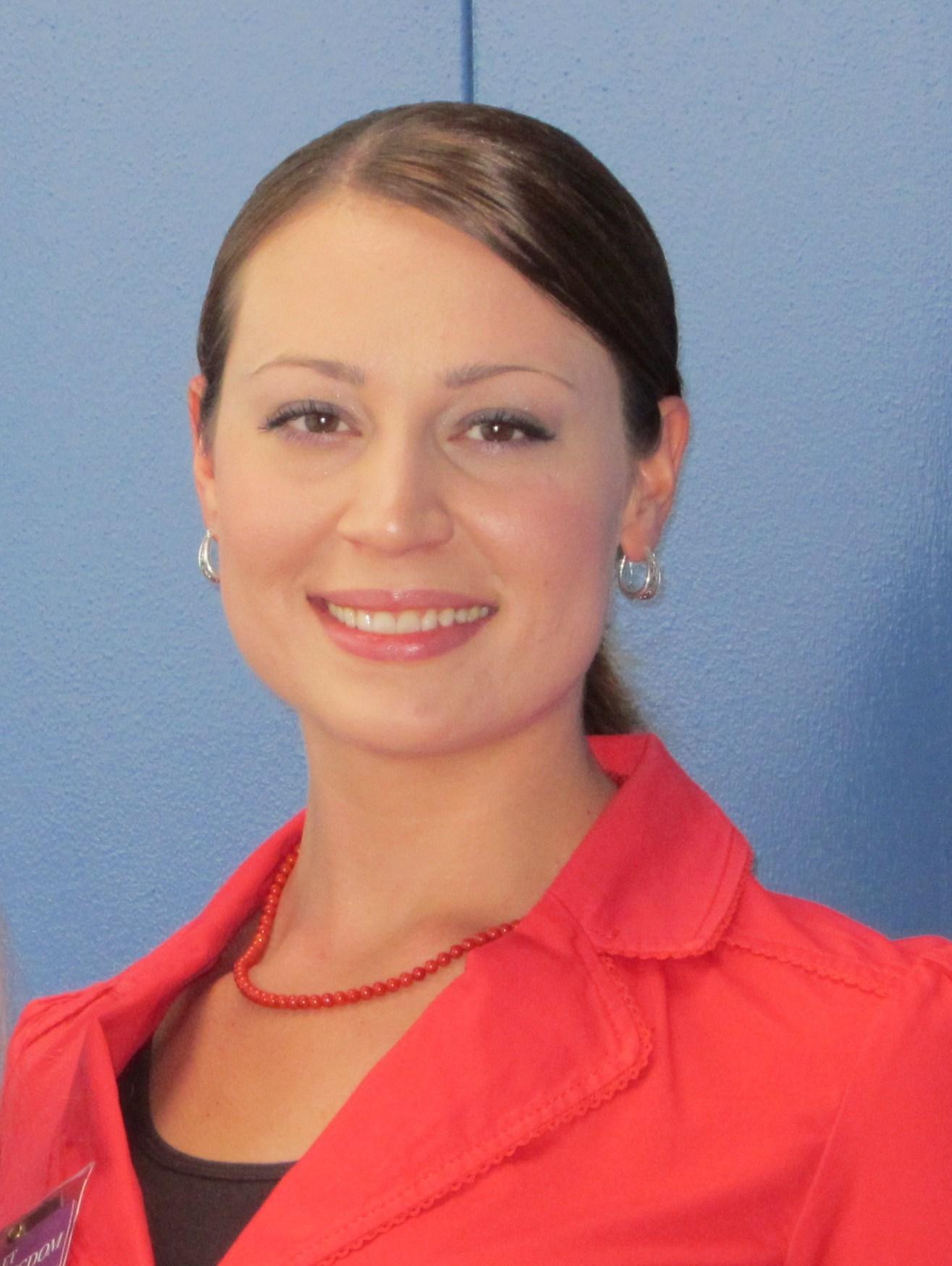 Natasha Giese, massage therapist, Lexington, Ky.